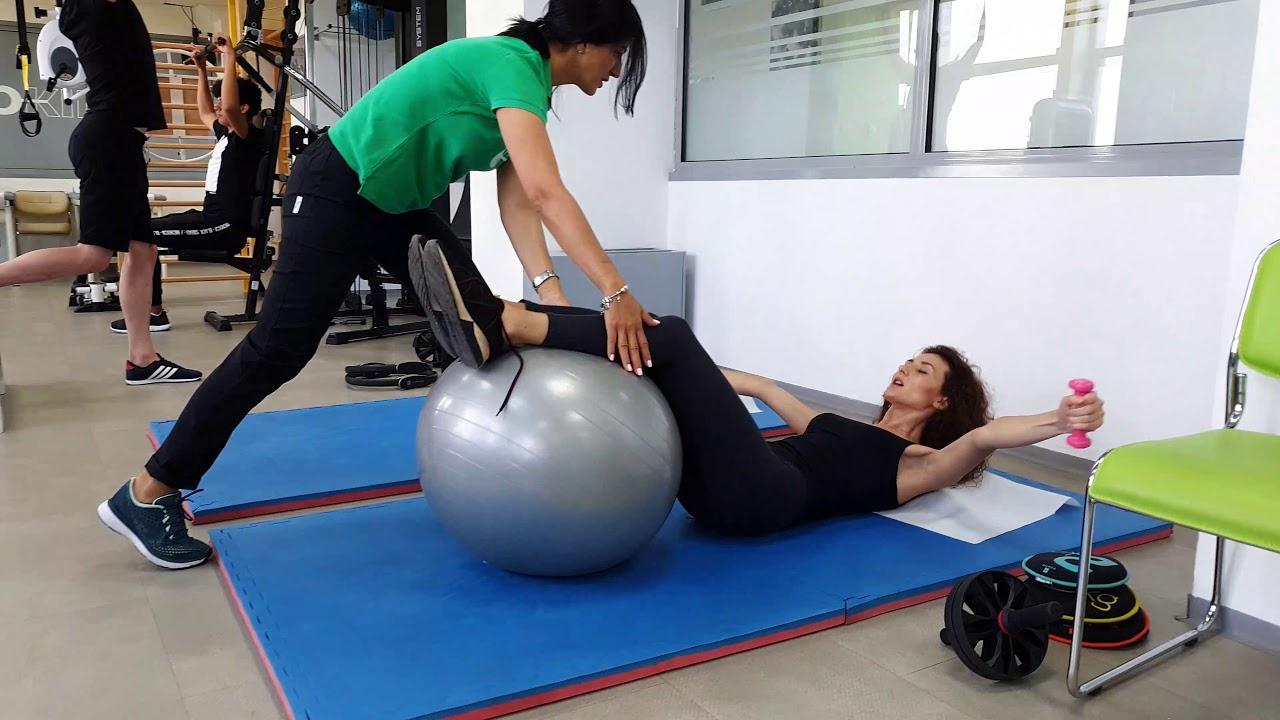 sala de sport pentru artroza genunchiului)