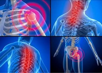dureri articulare după iradiere