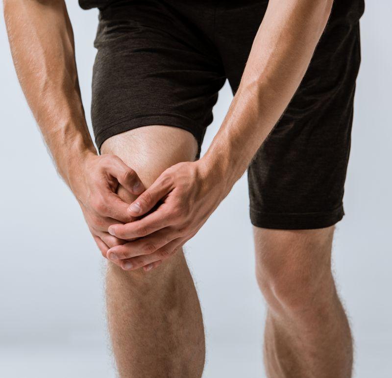 Tratamentul articulației genunchiului piciorului de gâscă, Pădurea de gâscă