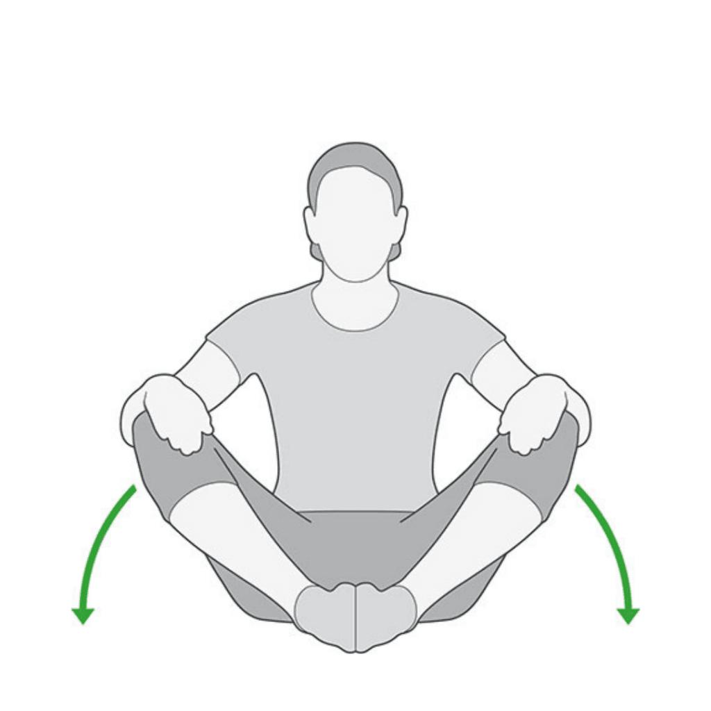 exerciții pentru durerea articulației șoldului articulație și transpirație rănită