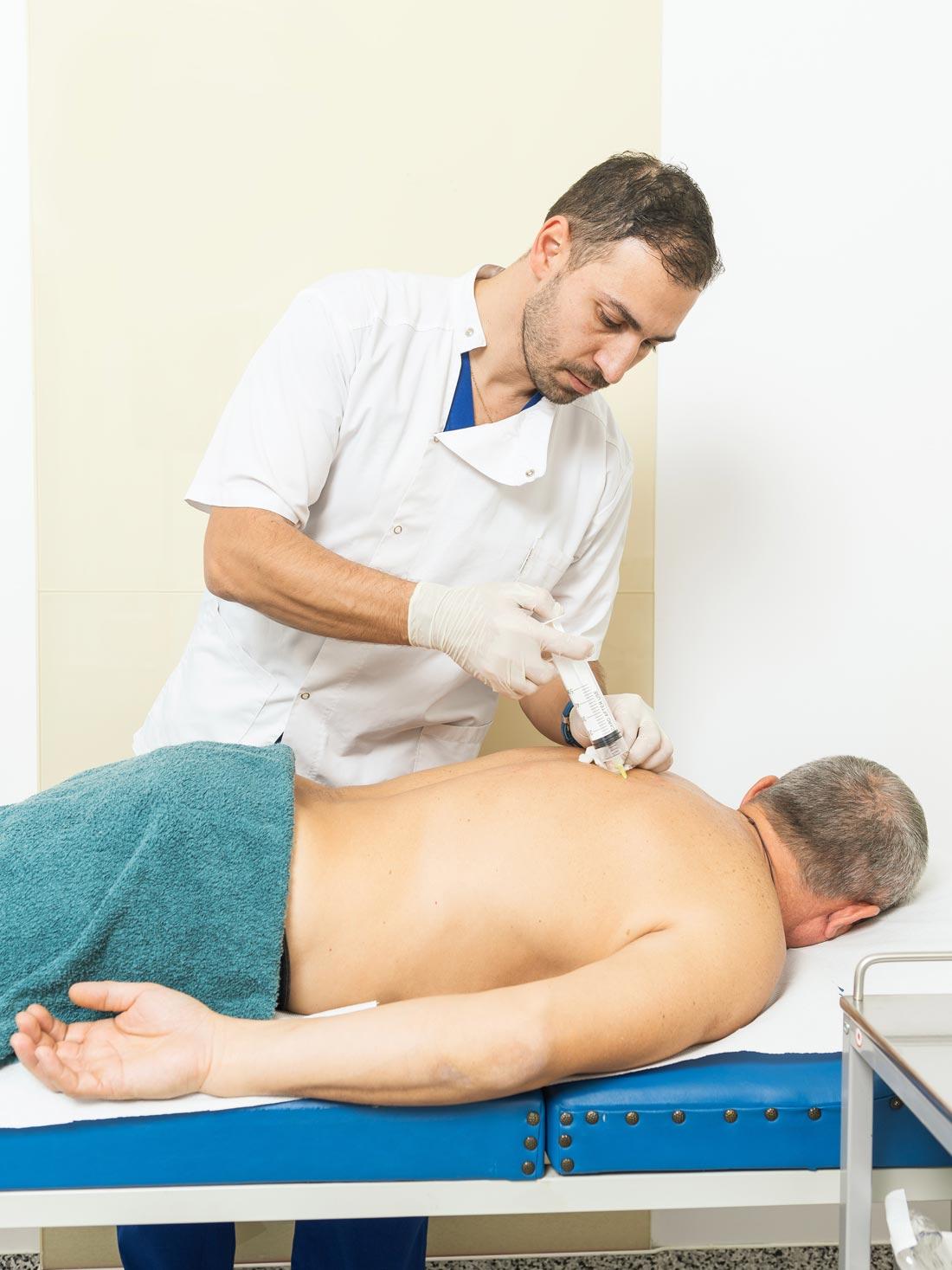 ozonoterapie în tratamentul articulațiilor)