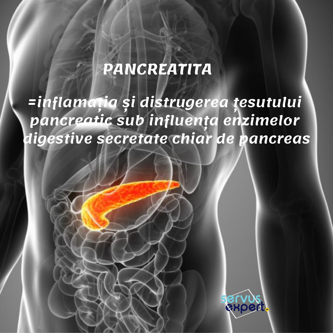 Pancreatita - ce o cauzeaza si cum poate fi tratata aceasta afectiune