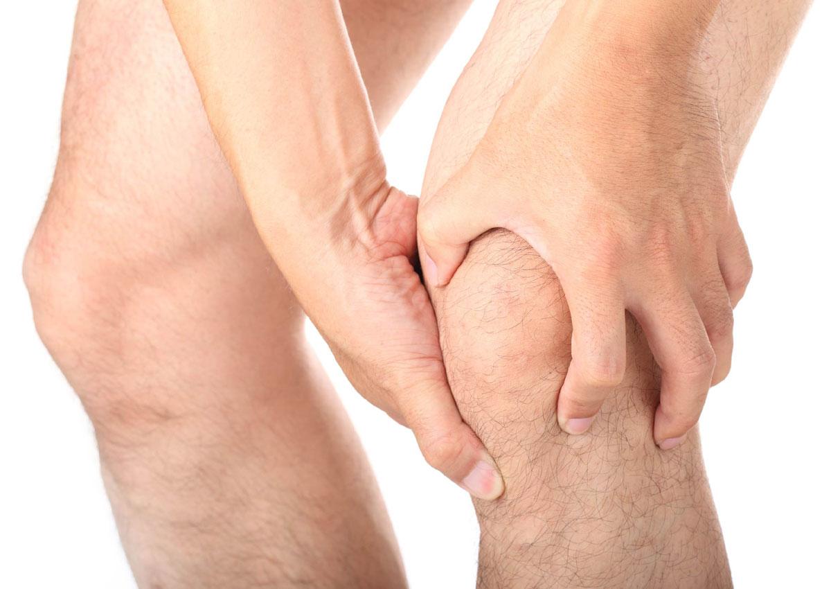 inflamație severă a genunchiului)