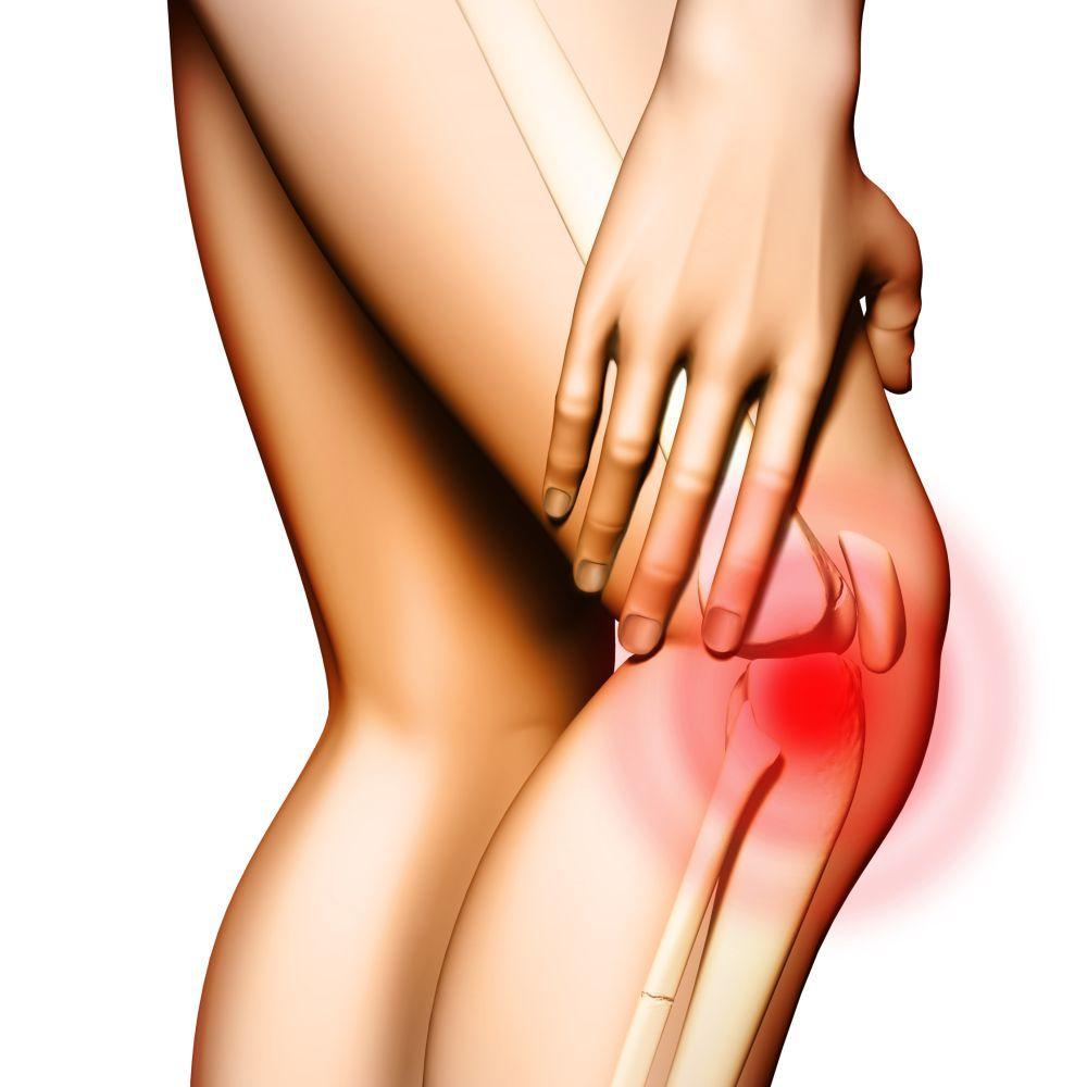 Unguent pentru leziuni la genunchi