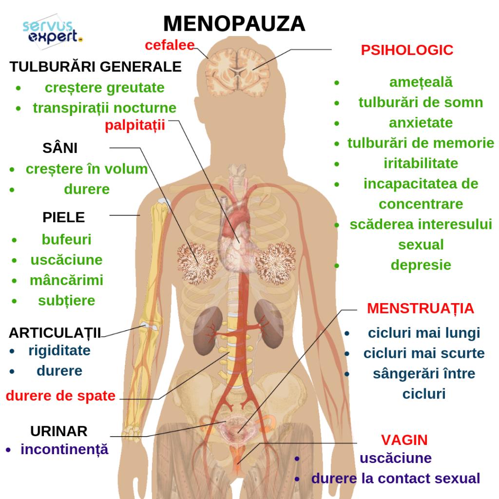 menopauză doare articulațiile