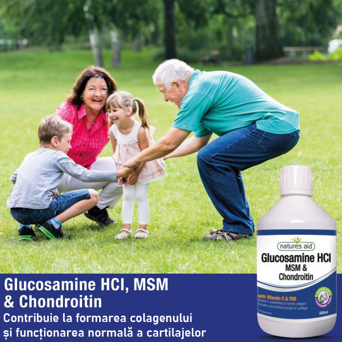 preparate de glucozamină pură)