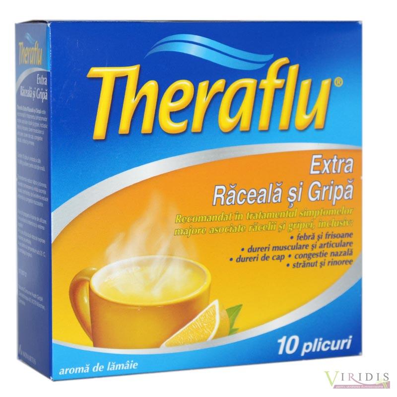 teraflu pentru tratamentul articular)