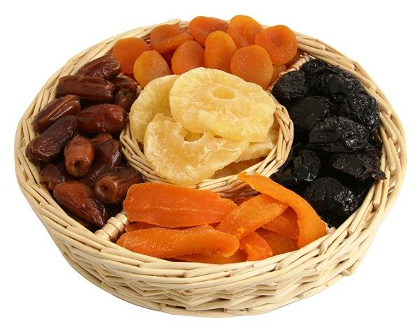 tratament comun cu fructe uscate