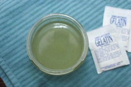 tratament de gelatină pentru dureri articulare)
