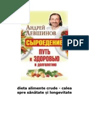 tratamentul comun al alimentelor crude