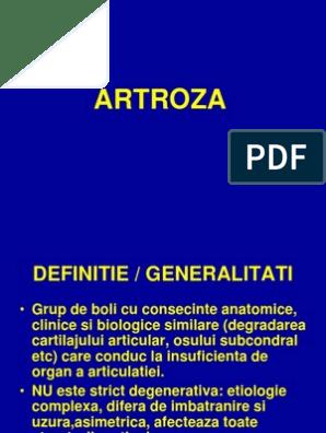 tratamentul plasmatic al artrozei articulare