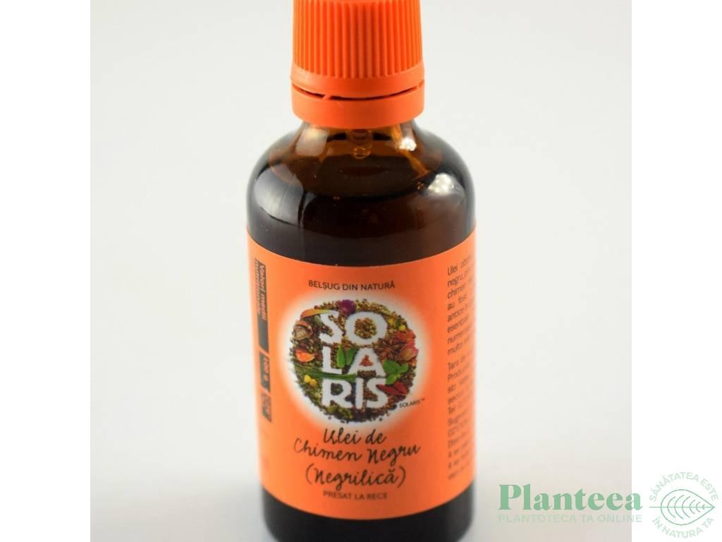 Uleiul de chimen negru, proprietăți benefice, utilizare, contraindicații - Vitamine