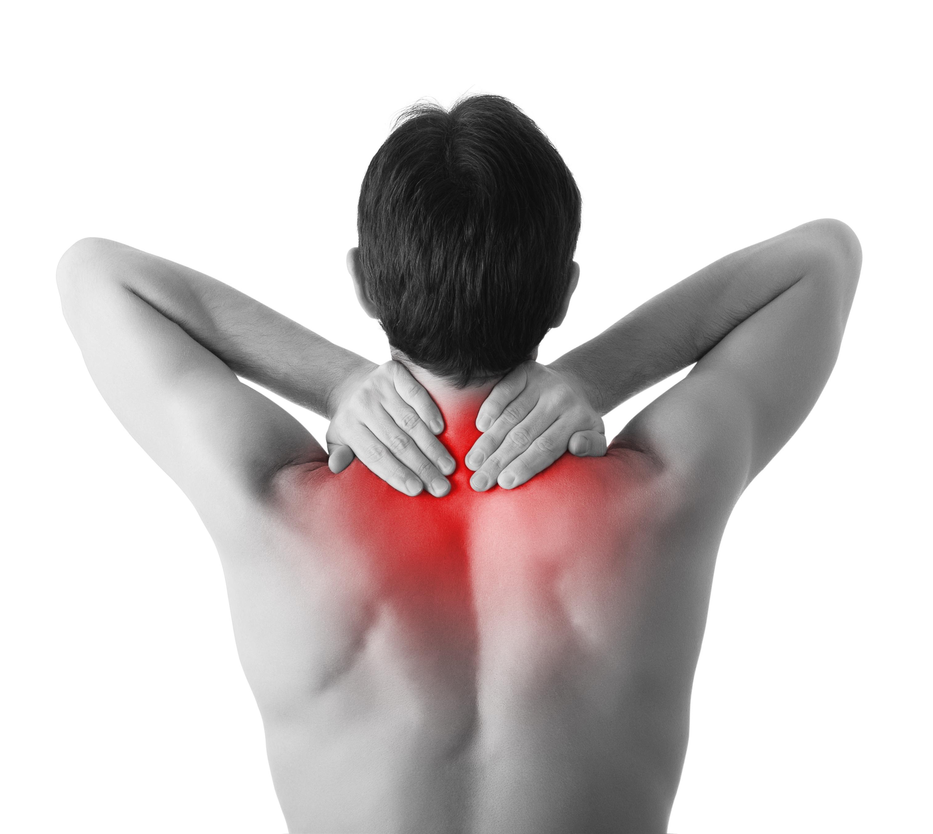 dureri de umăr și de spate)
