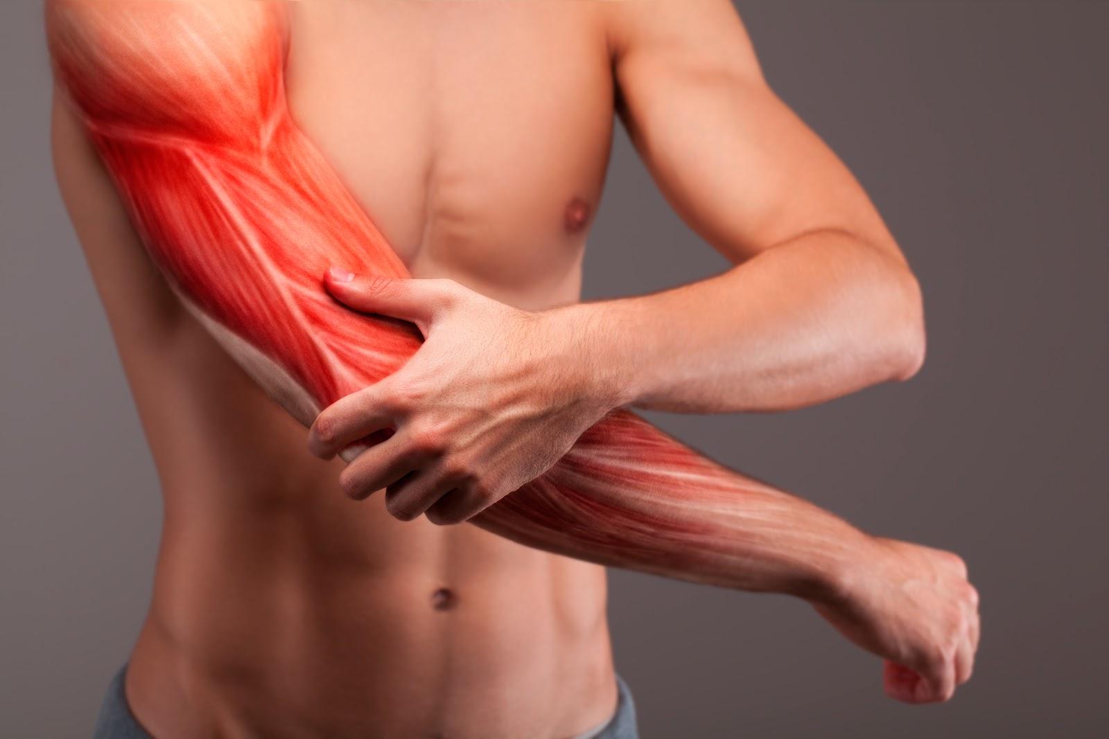 a slăbit imunitatea durerii în mușchi și articulații)