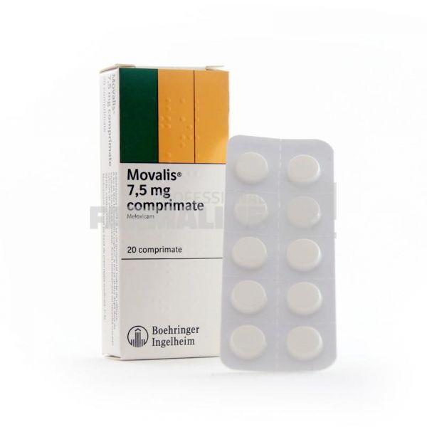 Medicina articulară Movalis