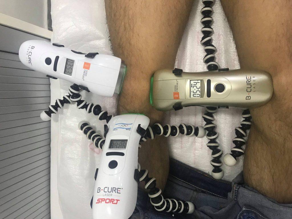 laser în tratamentul artrozei