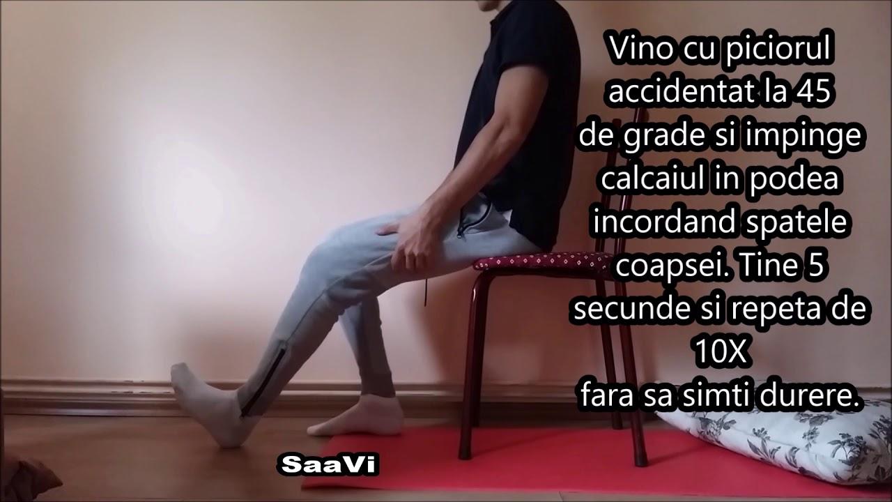 durere la genunchi după exercițiu)
