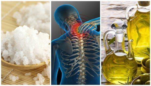 învelișuri de sare pentru bolile articulare