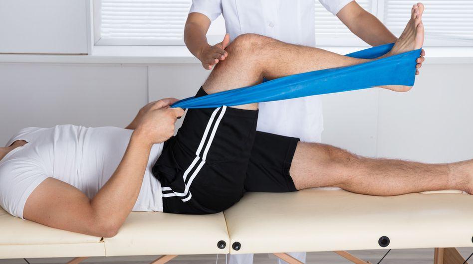 perioada de recuperare a ligamentelor articulației genunchiului)